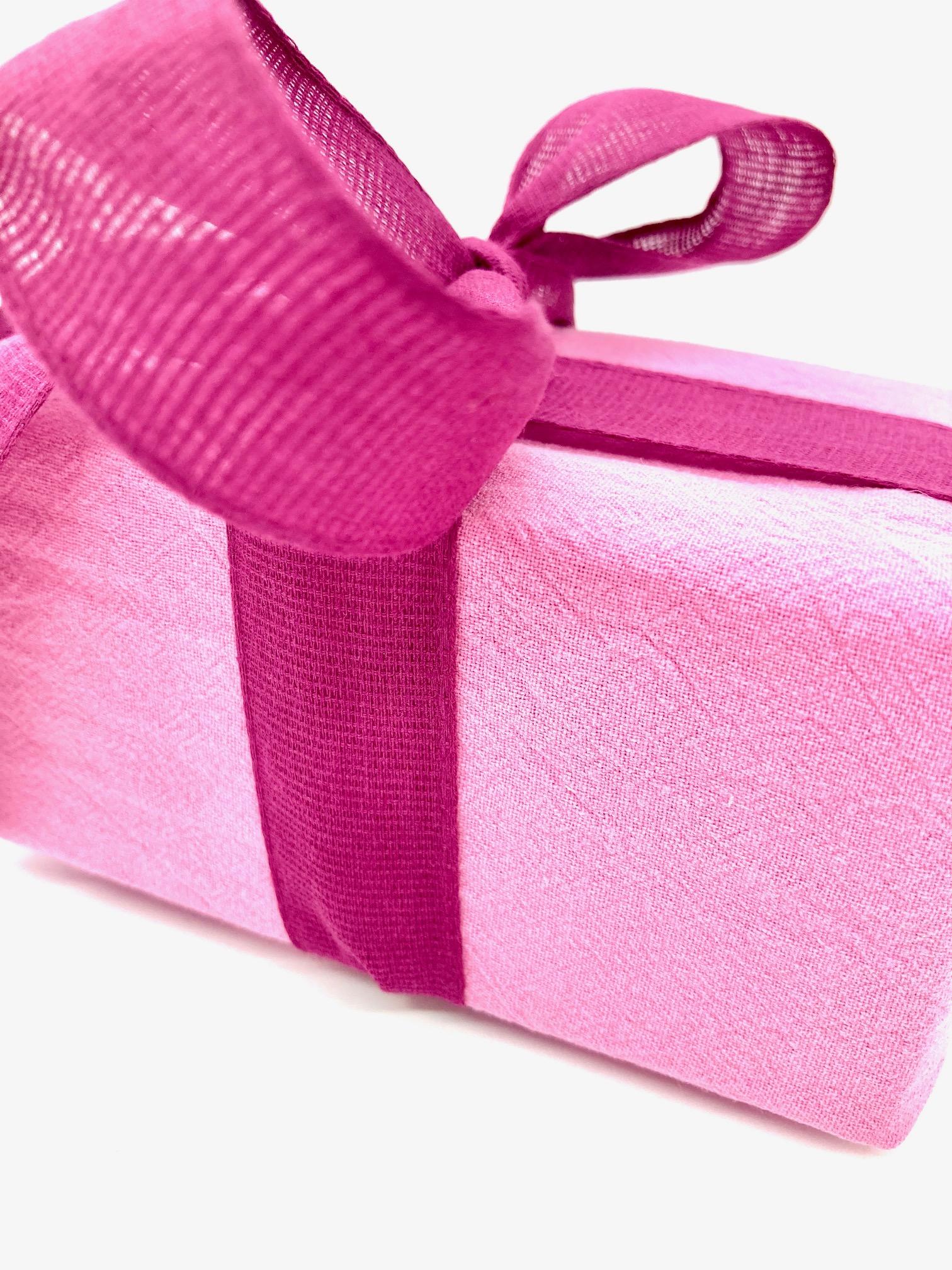 Einfach Pink it is richtig riesig! (140x100cm)