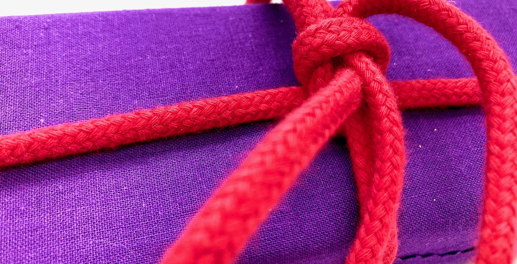 Kordel Rot, 6mm